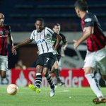 Que o @Pontifex_pt nos perdoe, mas aqui é Corinthians! #VaiCorinthians #Libertadores http://t.co/TAznValdPy