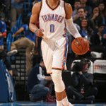 Russell Westbrook has recorded his 4th straight triple-double - the first to do since Jordan had 7 straight in 1989 http://t.co/yrYzHoCaOx