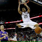 Is Anthony Davis a Top 5 NBA player (currently)? RT-Yes FAV-No http://t.co/osQRnEvd6s