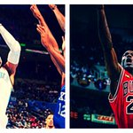 Russell Westbrook is 1st player to record 4 consecutive triple-doubles since Michael Jordan had 7 straight in 1989. http://t.co/qGYDltKlpZ