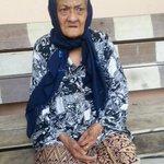 mohon bantuan sesiap mengenali makcik ini, hilang arah, xingat rmh, skrg di Pondok Polis Komuniti Presint 9, Pjaya. http://t.co/hcmkJoxLHf