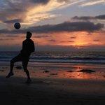 """""""@LAGalaxy: Soccer in La La Land. http://t.co/G49NsS1q93"""""""