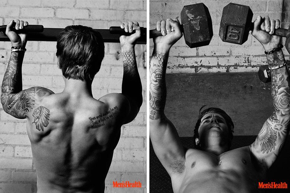 . @JustinBieber Covers Men's Health April 2015 Issue | http://t.co/3Q1Pxkk79Z @MensHealthMag http://t.co/cwXJ8Y5aOL