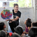 RT @unicefphils: Newly appointed UNICEF Celebrity Advocate @annecurtissmith visits children, families in Leyte: http://t.co/vXibKxrL19 http…