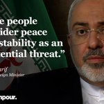 Iranian Foreign Min @JZarif responds to PM @Netanyahu and tells me he thinks a deal is close http://t.co/zflMl27zUV http://t.co/k021AtyHzX