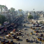 """@ndtv: Hyderabad beats Mumbai and Delhi in quality of life: Survey http://t.co/zGe6Idr6Vv"