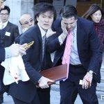 U.S. ambassador to Seoul stabbed in the face by man wielding 10-inch kitchen knife. http://t.co/acr7RjG6mw http://t.co/n9bxzMy60X