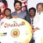 #Komban Movie Audio Launched