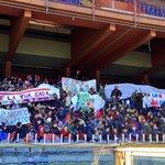 """Scuola Don Bosco: """"De Maio non importa il tuo colore ti sostengo con calore"""". #GenoaValuesCup #stadioFerraris http://t.co/FkzYSoJuna"""