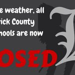 JUST ANNOUNCED: @FCPSMaryland schools are CLOSED Thursday due to the weather. http://t.co/TPijd50Qui http://t.co/MtgSUBsGvL