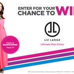 Follow @theShoppingChan & RT 4chance2 WIN upcoming #TSCLizLange #TodaysShowstopper Rules > http://t.co/CnNiLqCW7C http://t.co/PEYgRUfLCZ