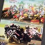 The #DAYTONASX/#DAYTONA200 Souvenir Programs just arrived! Get your own at @DISupdates #BikeWeek2015 http://t.co/rQgytIf3CP