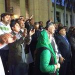#PPP real opposition: @NadeemAfzalChan & @sh_basra raising Jiya Bhutto slogans outside Punjab assembly @sherryrehman http://t.co/bXyM711Ay2