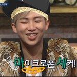 tvN <뇌섹시대-문제적 남자> 2회! 본방사수한 사람만 풀 수 있는 문제. Q. #랩몬스터 중학교 1학년 때 장래희망은? (이번에도 정답은 @BTS_twt 로) http://t.co/QcnntYg0Er