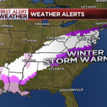 Big time cancels/delays at the airport, heres why. The big hubs are getting ice/snow. #FirstAlertCT http://t.co/sjDTAaVyEr