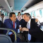 """Como dice @CFKArgentina: """"compañero Hugo Chávez, eterno en el corazón del pueblo argentino"""" #A2AñosDeTuSiembra http://t.co/7BMW8ff5Hh"""