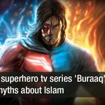 Buraaq: An inspirational character for Muslim youth. #Pakistan | http://t.co/ytQ5Itkq8Q http://t.co/6MHOAZEQVi