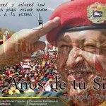 Seguimos adelante, en esta marcha, con tu morral y tu legado. Chávez está vivo entre nosotros. #A2AnosDeTuSiembra. http://t.co/bKJacXbcfH