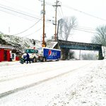 Pepsi deliveries at the Pantry Shelf in Hazard Ky. @Kentuckyweather @JimWKYT @wymtbrobinson @ShaneWYMT @ShawnRTV6 http://t.co/syidrqE91P