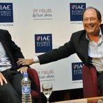 Cerca del acuerdo electoral: foto entre Macri y Sanz en Entre Ríos http://t.co/2LwknlxV2T http://t.co/7iVHUdBo8B