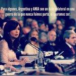 Argentina y AMIA como daños colaterales de la cuestión de Medio Oriente. @cfkargentina http://t.co/lTrwbKW1iK http://t.co/H8d4EgSI4g