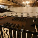 Road Less Traveled finds a new home in Forbes Theatre on Pearl Street http://t.co/80GNudqaqt http://t.co/4WCTxkRAmC