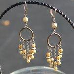 Dangling earrings long dangle earrings cheap dangle by JabberDuck http://t.co/OWzOq3hxpj http://t.co/rRwLVumPQG