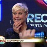 caraca, será que fiz a coisa certa? #XuxaNaRecord http://t.co/vod04cJnc4