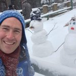 Guess @LeonABC7 & @AlisonStarling7?? Correct!! #DCSFA snowball fight isnt until 5:30p, so I kept busy making these! http://t.co/NdMPMI1ZAQ