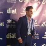 #DivinityConLaMúsica RT @columnazero: Bustamante en la alfombra verde al grito de cientos de fans #PremiosCadenaDial http://t.co/2p2cyKTtVK