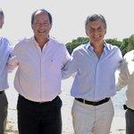 ¿Cerca del acuerdo electoral? foto entre Macri y Sanz en Entre Ríos http://t.co/2LwknlxV2T http://t.co/KbNSMDtB9t