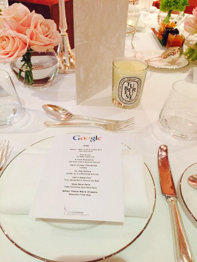 Waiting for the @GoogleUKBiz afternoon tea to start to celebrate International Women's Day @TheConnaught http://t.co/7zIdlnZT0J