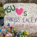 Spread the word: #MSU students plan to repaint the Rock in honor of Lacey Holsworth on 4/8. http://t.co/Hf3Qf7TlG9 http://t.co/nHsa9vmwmK