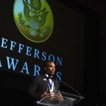 Fred Jackson was given a prestigious natl award for public service last night. Congrats, Fred! http://t.co/JijDB2rI1k http://t.co/mgdSL5kLsC