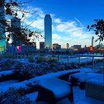 """@CityLightEvent: Good morning Dallas! 😍❄️ http://t.co/WBpGln2Dyo""my city 😍😍"