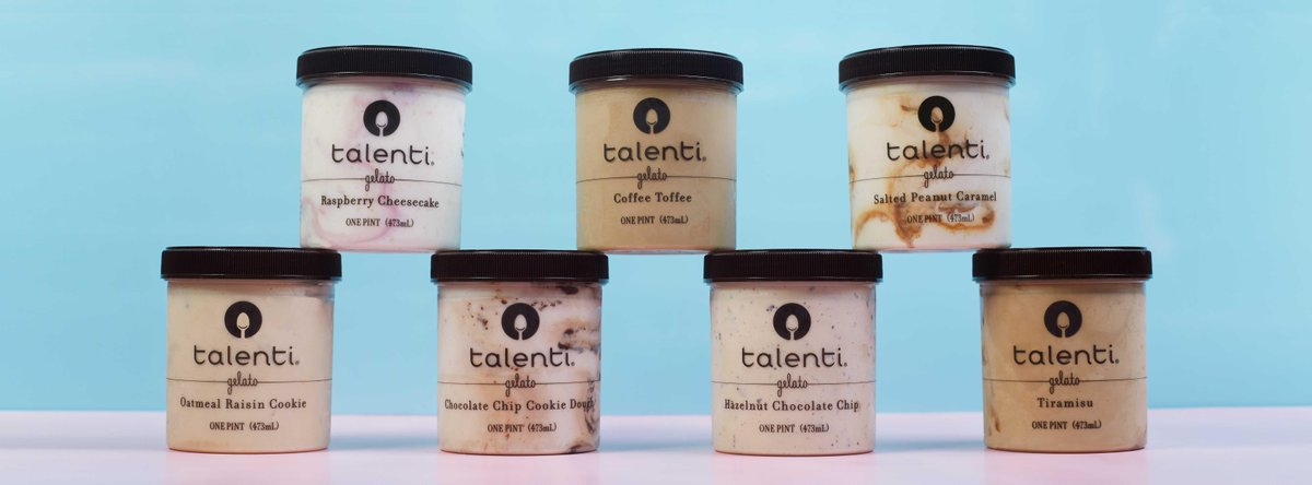 Behold! Our fleet of new gelato coming to a freezer near you. Today is a good day. http://t.co/Vc9RNEPQza