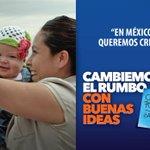 En México queremos creer, crear. #CambiemosElRumbo ¡Claro que podemos! ¿#Apocono? http://t.co/ldYAgVVGN0