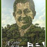 Chávez se hizo historia,pueblos,futuro,se sembró para siempre en la conciencia de millones que hacen Patria Grande... http://t.co/X3lcBxd6l2
