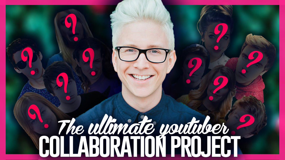 We rounded up 5 of our favourite @TylerOakley collab videos & 5 people he should collab with! http://t.co/6NSNsNrwYx http://t.co/i1MKvfUqWf