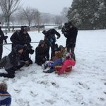 This photo is hilarious RT @bridgetbhc: Reporters talk to kids sledding on Capitol Hill http://t.co/glPAsqgw7C