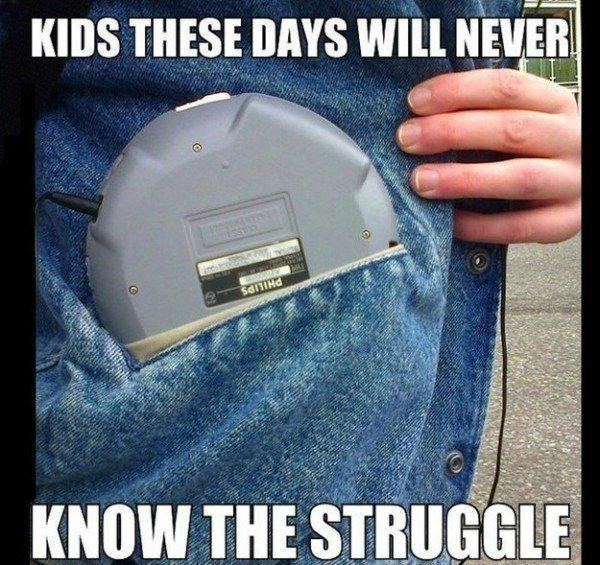 They will NEVER know the struggle!!!