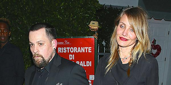 This is why Cameron Diaz and Benji Madden are the definition of puppy love