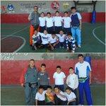 Juego municipal de pelota de goma Escuela la Llanada Vs Escuela las Minas. Municipio Lobatera   http://t.co/jtjzYrVEMy