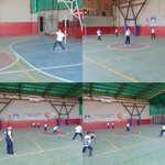 Juego municipal de pelota de goma Escuela la Llanada Vs Escuela las Minas. Municipio Lobatera http://t.co/9tpq7YztTG