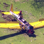 DEVELOPING: Sources: Actor Harrison Ford taken to hospital after small plane crash-lands: http://t.co/5ZOCWpAZxq http://t.co/1YqPbLuRwF