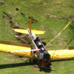 UPDATE: Harrison Ford was the pilot of small plane that crashed on golf course. http://t.co/ZbOrFiEGiv (via @CBSNews) http://t.co/EPz7hJs8rr