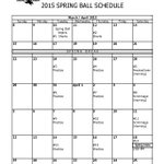 North Texas Football Spring Schedule Confirmed, All Practices & Scrimmages open to all Prospective Students Athletes http://t.co/OEnz4pdu13