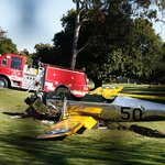 MORE: Reports say #HarrisonFord is in stable condition following plane crash http://t.co/UelljCUgKv http://t.co/DH0alYVWy7