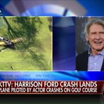 RPT: Harrison Ford Injured in Calif. Plane Crash http://t.co/XqhmROgZOt @greta http://t.co/PIt257Ad7C