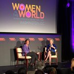 Looking forward to a good discussion with @WomenintheWorld on a snowy DC evening. http://t.co/3V5BOpW68l